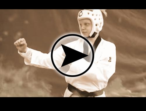 Taekwondoka esittelyvideo