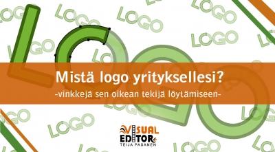 mistä logo yrityksellesi?
