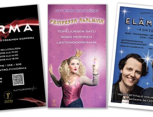 Teatron markkinointi