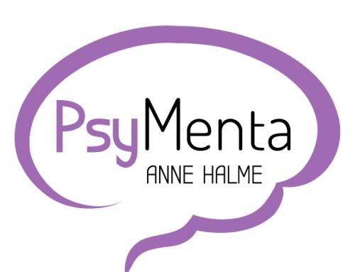 Psymenta – Logon suunnittelu