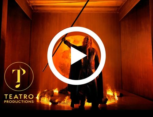 Teatro video editoinnit